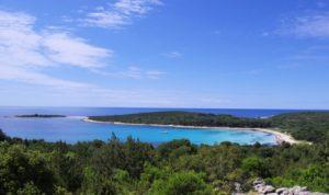 sakarun dugi otok beach sunny